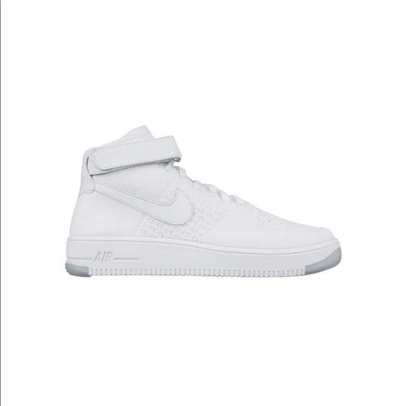 best loved 352b1 23943 Air Force 1 Ultra Flyknit Mid 'White NWT